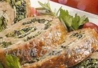 Receitas Anabólicas – Rocambole de Frango!