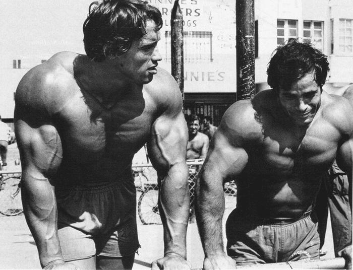 Arnold e Franco