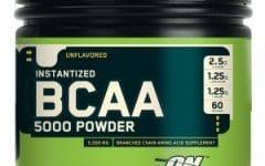 Benefícios do BCAA Para Saúde