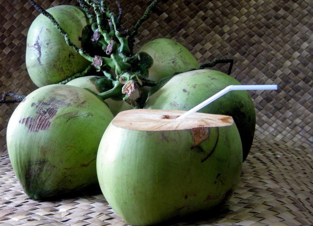 Benefício da Água de Coco