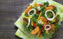 Receita de Salada Desintoxicante!