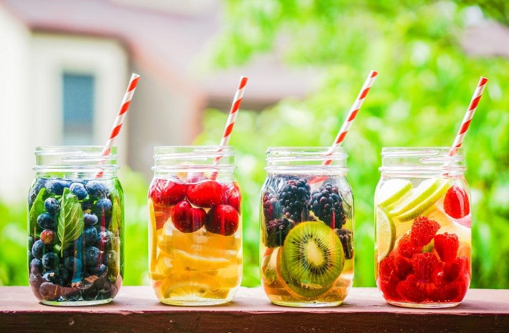 Alimentos Detox que 'Limpam' o Organismo