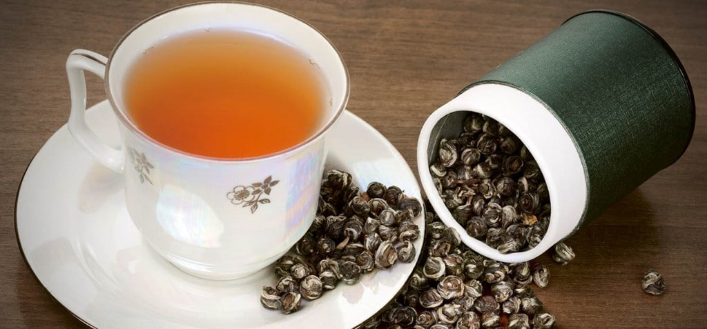 beneficios do chá de oolong