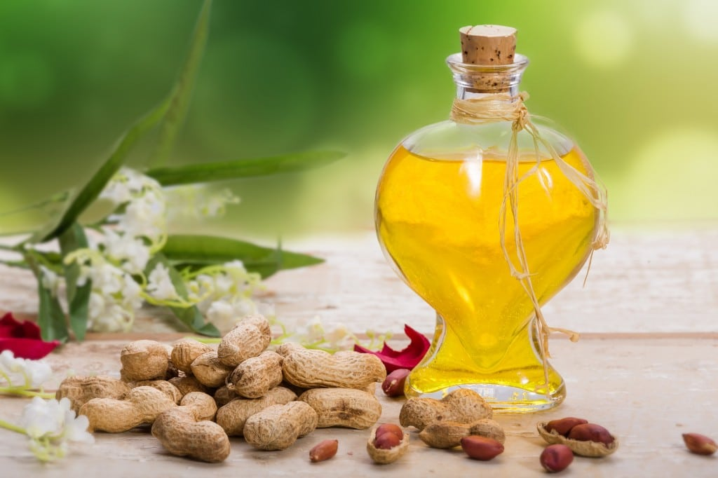 Beneficios do oleo de Amendoim Para Saude