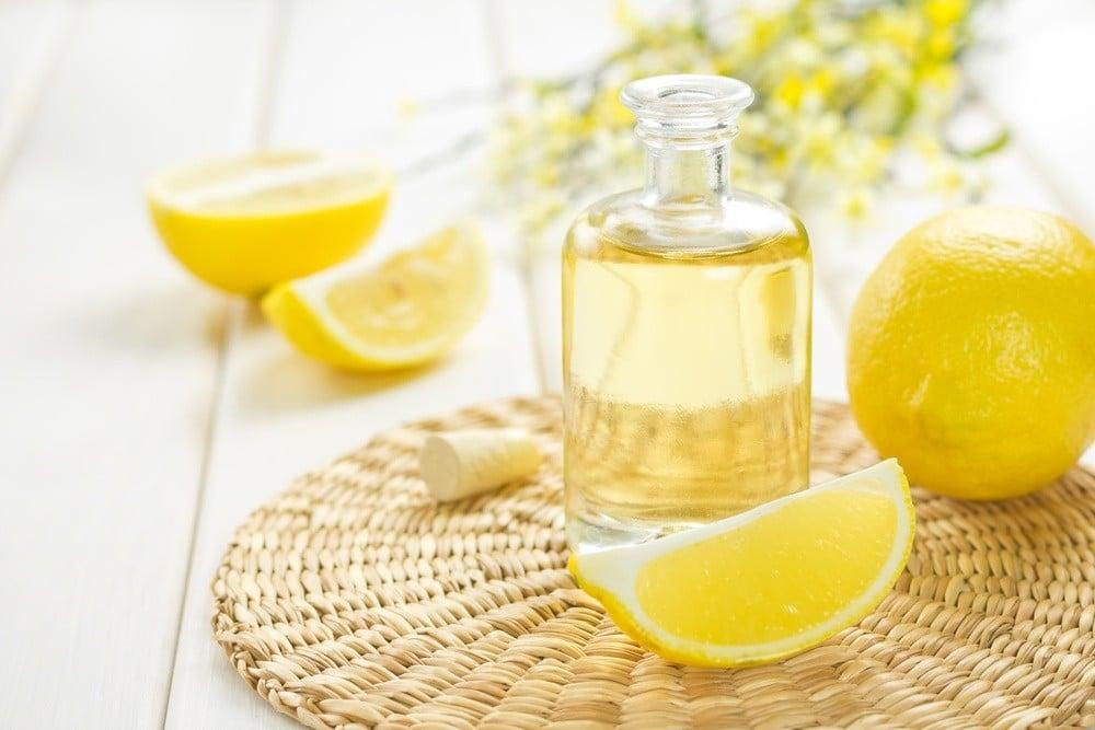 Benefícios do Óleo de Limão