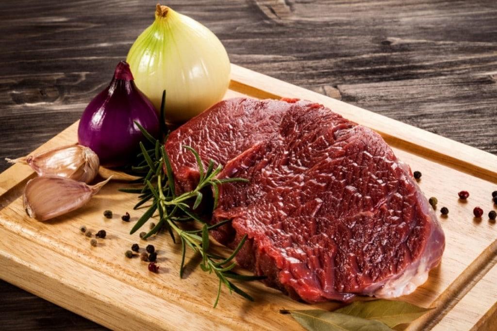 Fontes de Alimentos rico em ferro