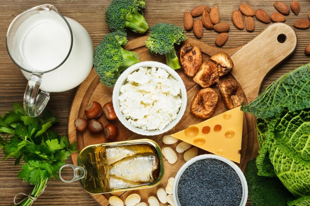 Principais Alimentos Ricos em Calcio