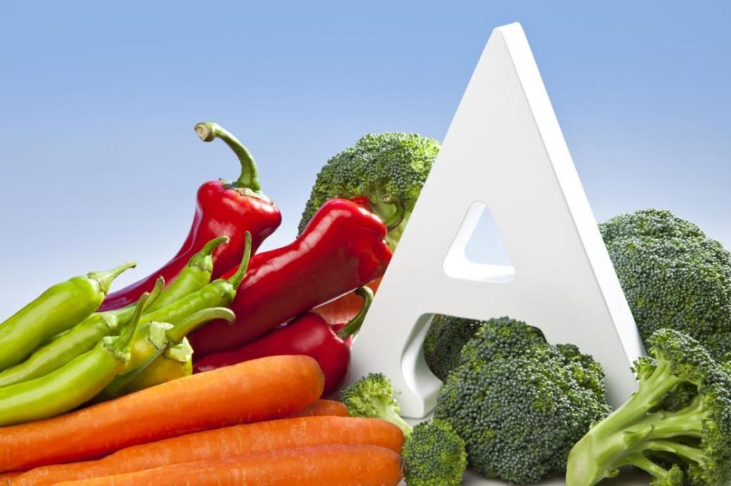 Alimentos Ricos em vitaminaA