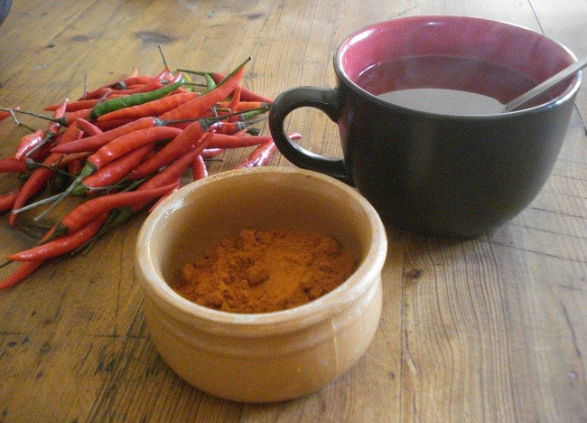 Beneficios do Cha da Pimenta