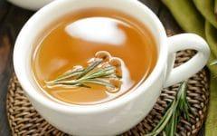 Os 10 Benefícios do Chá de Alecrim Para Saúde