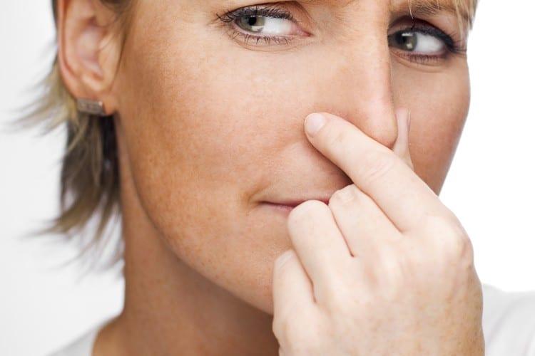 Sintomas de Gases