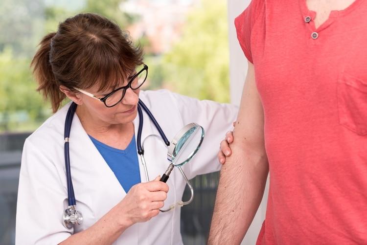 As 8 Principais Doenças de Pele