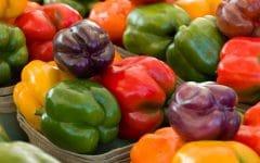 Os 15 Benefícios do Pimentão Para Saúde!