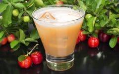 Os 10 Benefícios do Suco de Acerola Para Saúde