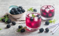 Os 10 Benefícios do Suco de Amora Para Saúde