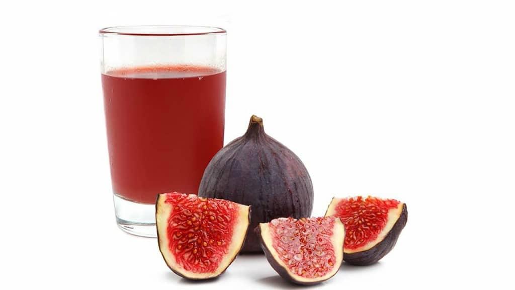 Benefício do Suco de Figo