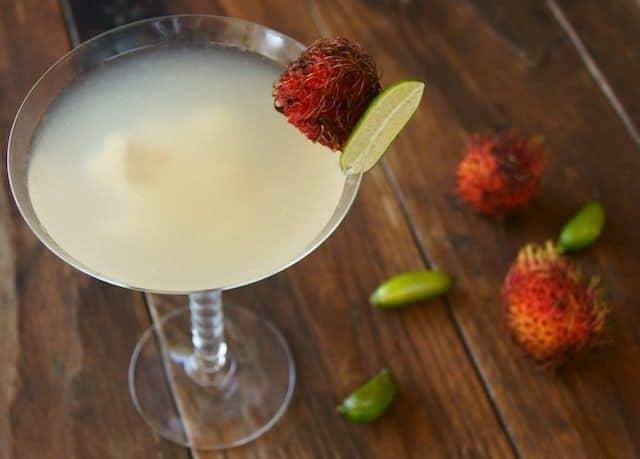 Suco de Rambutan