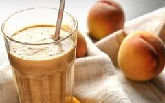 Os 10 Benefícios da Vitamina de Pêssego Para Saúde