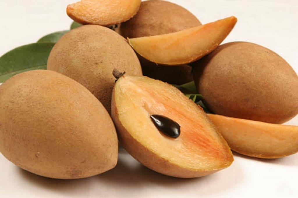 Vitaminas de Sapoti