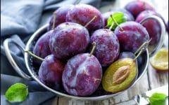 Os 20 Benefícios da Ameixa Para Saúde