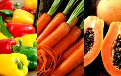 Os 12 Melhores Alimentos Ricos Em Betacaroteno