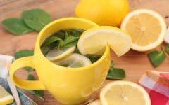 Os 12 Benefícios do Chá da Casca de Limão Para Saúde