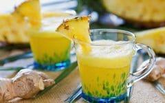 Os 12 Benefícios do Chá de Abacaxi Para Saúde