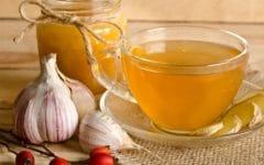 Os 12 Benefícios do Chá de Alho Para Saúde