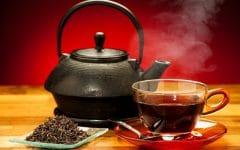 Os 15 Benefícios do Chá Preto Para Saúde
