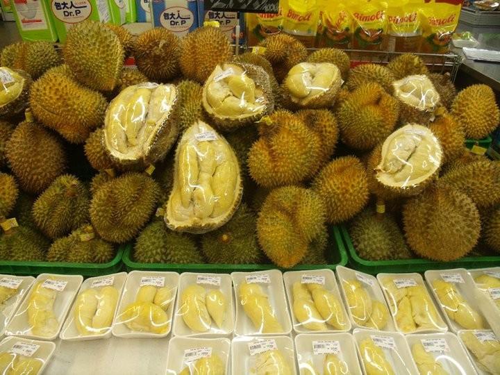 Benefícios do Durian