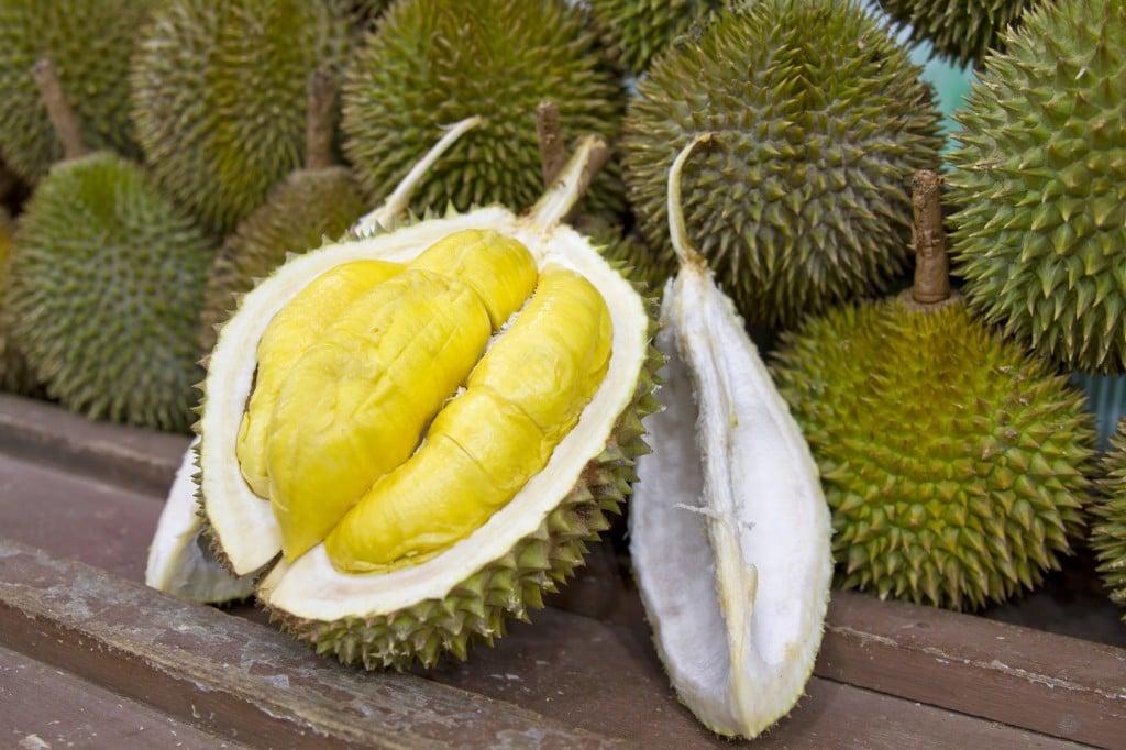 Benefício do Durian
