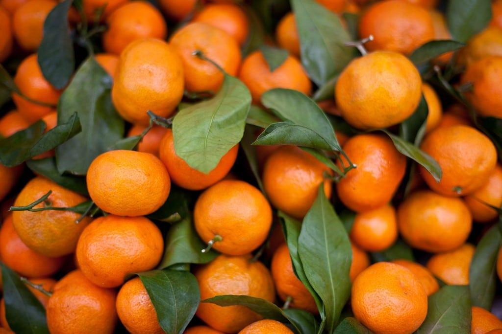 Benefícios da Mandarina