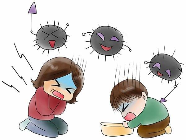 Os 10 Principais Sintomas de Norovírus