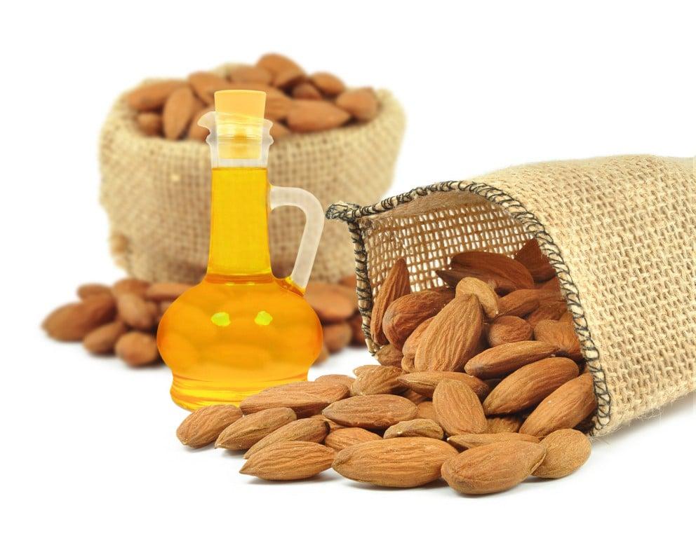 Beneficios do oleo de Amendoa