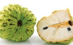Os 10 Benefícios da Vitamina de Pinha Para Saúde