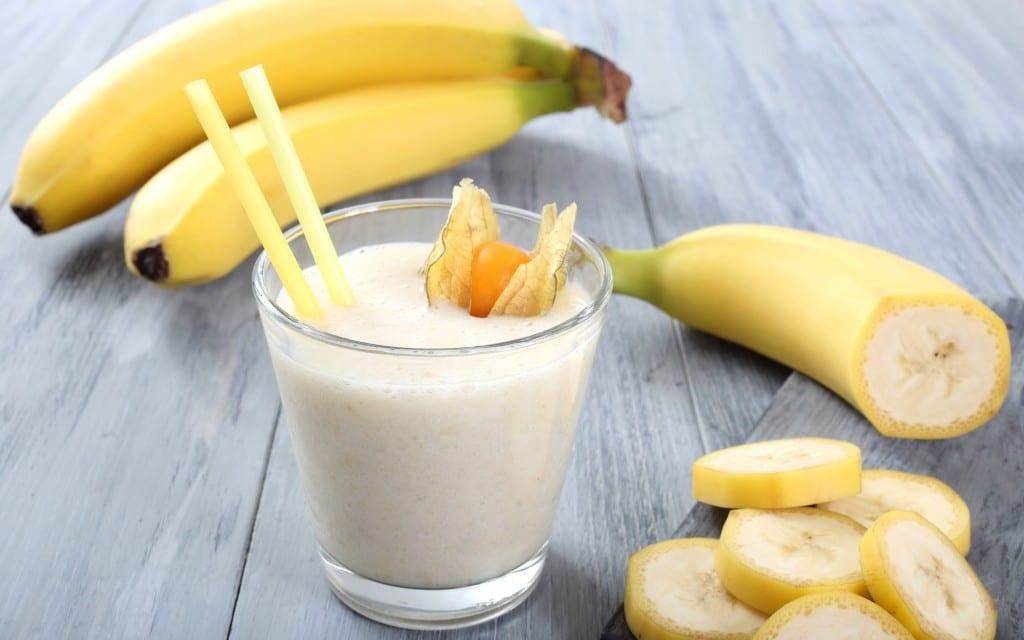 Benefícios do Suco de Banana
