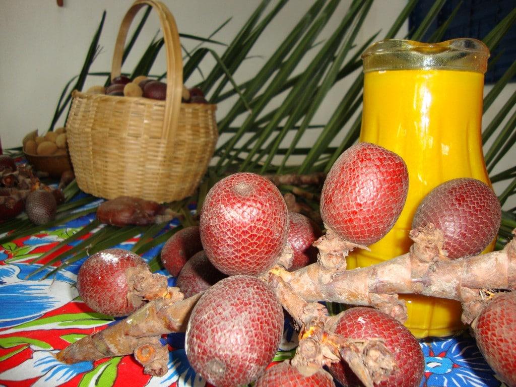 Suco de Buriti