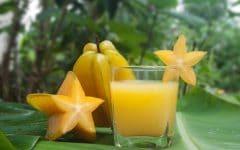 Os 10 Benefícios do Suco de Carambola Para Saúde