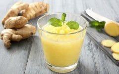 Os 10 Benefícios do Suco de Gengibre Para Saúde