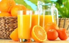 Os 10 Benefícios do Suco de Laranja Para Saúde