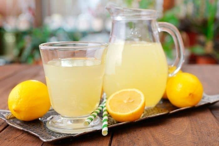 Benefícios do Suco de Limão