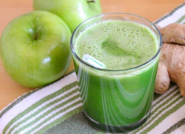 Benefícios do Suco de Maçã Verde