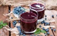 Os 10 Benefícios do Suco de Mirtilio Para Saúde