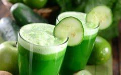 Os 12 Benefícios do Suco de Pepino Para Saúde