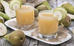 Os 12 Benefícios do Suco de Pera Para Saúde