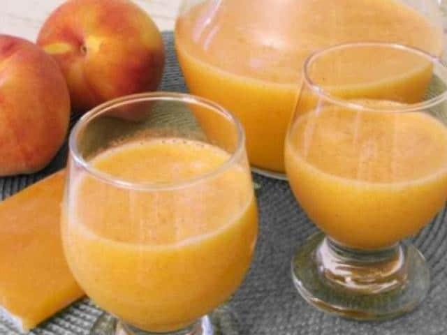 Benefícios da Suco de Pêssego