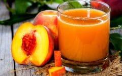 Os 12 Benefícios do Suco de Pêssego Para Saúde