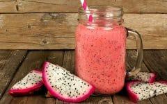 Os 8 Benefícios do Suco de Pitaya Para Saúde