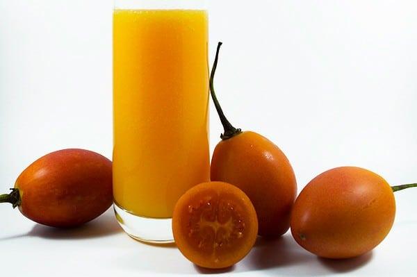 Vitamina de Tamarillo