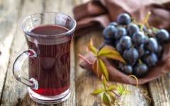 Os 7 Benefícios do Suco de Uva Para Saúde
